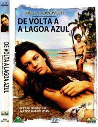 DVD DE VOLTA A LAGOA AZUL - MILLA JOVOVICH