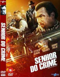 DVD SENHOR DO CRIME - STEVEN SEAGAL