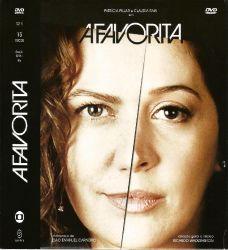 DVD A FAVORITA - 15 DVD - TELE NOVELA