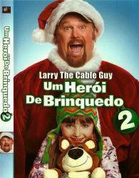 DVD UM HEROI DE BRINQUEDO 2