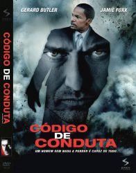 DVD CODIGO DE CONDUTA - GERARD BUTLER