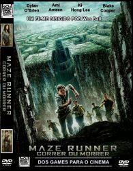 DVD MAZE RUNNER - CORRER OU MORRER