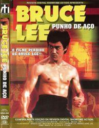 DVD PUNHOS DE AÇO - BRUCE LEE