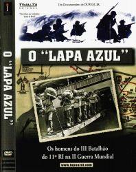 DVD O LAPA AZUL