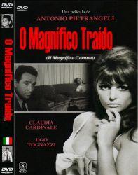 DVD O MAGNIFICO TRAIDO - 1965