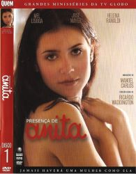 DVD PRESENÇA DE ANITA