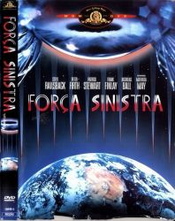 DVD FORÇA SINISTRA - LEGENDADO
