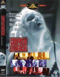 DVD CORPO EM EVIDENCIA - MADONNA