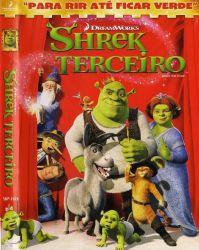 DVD SHREK TERCEIRO