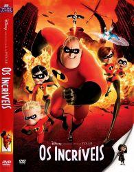 DVD OS INCRIVEIS