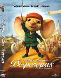 DVD O CORAJOSO RATINHO DESPEREAUX