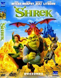 DVD SHREK PRIMEIRO