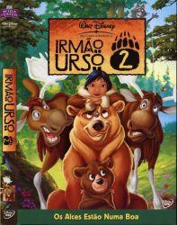 DVD IRMAO URSO 2