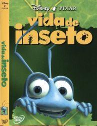 DVD VIDA DE INSETO
