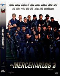 DVD OS MERCENARIOS 3
