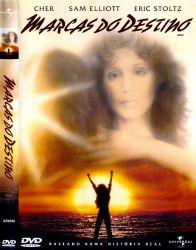 DVD MARCAS DO DESTINO - CHER