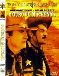 DVD O OURO DE MACKENNA - GREGORY PECK