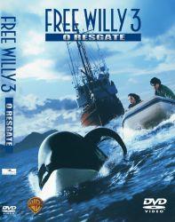 DVD FREE WILLY 3 - O RESGATE