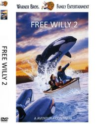 DVD FREE WILLY 2