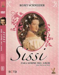 DVD SISSI PARA SEMPRE MEU AMOR - 1962