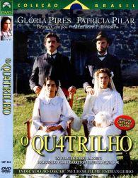 DVD O QUATRILHO - GLORIA PIRES
