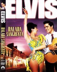 DVD ELVIS - BALADA SANGRENTA - 1958
