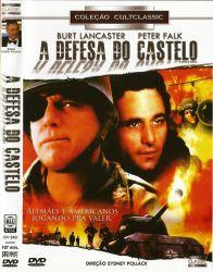DVD A DEFESA DO CASTELO - BURT LANCASTER