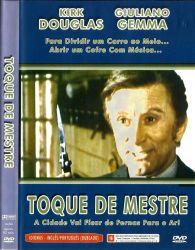 DVD TOQUE DE MESTRE - KIRK DOUGLAS