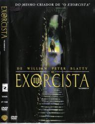 DVD O EXORCISTA 3