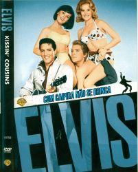 DVD ELVIS COM CAIPIRA NAO SE BRINCA - 1964