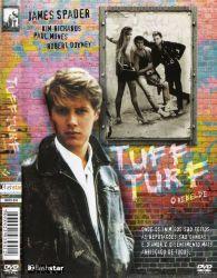 DVD TUFF TURFF O REBELDE - 1985