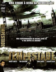 DVD TEMPESTADE - 2007