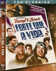 DVD MAIS FORTE QUE A VIDA - GUERRA - 1944