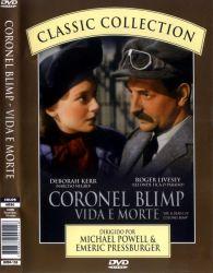 DVD CORONEL BLIMP - VIDA E MORTE - 1943