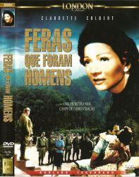DVD FERAS QUE FORAM HOMENS - 1950