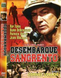 DVD DESEMBARQUE SANGRENTO - GUERRA - 1967