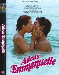 DVD EMMANUELLE 3 - ADEUS EMMANUELLE - 1977