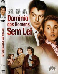 DVD DOMINIO DOS HOMENS SEM LEI - ORIGINAL - 1956
