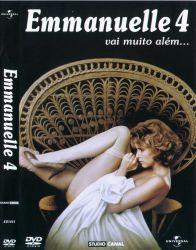 DVD EMMANUELLE 4 - VAI MUITO ALEM