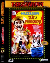 DVD MAZZAROPI - ZE DO PERIQUITO