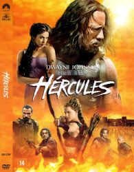 DVD HERCULES - DWAYNE JOHNSON