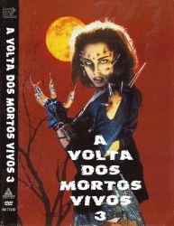 DVD A VOLTA DOS MORTOS VIVOS 3