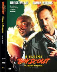 DVD O ULTIMO BOY SCOUT - BRUCE WILLIS