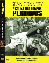 DVD A COLINA DOS HOMENS PERDIDOS - SEAN CONNERY