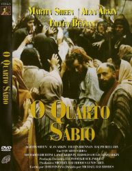 DVD O QUARTO SABIO - MARTIN SHEEN