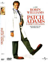 DVD PATCH ADAMS - ROBIN WILLIAMS - DUBLADO