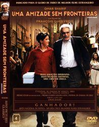 DVD UMA AMIZADE SEM FRONTEIRAS - OMAR SHARIF