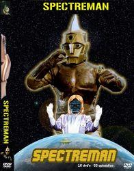 DVD SPECTREMAN - 16 DVDs - COMPLETO