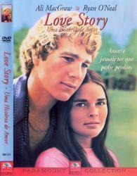 DVD LOVE STORY - UMA HISTORIA DE AMOR