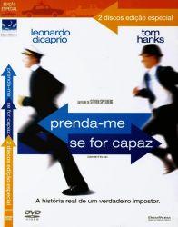 DVD PRENDA-ME SE FOR CAPAZ - TOM HANKS